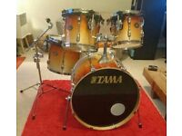 Drum Kit, Tama Rockstar Custom