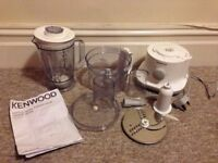 Kenwood MultiPro' compact food processor & mixer from series FPP220