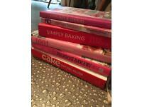 6 baking cookbooks