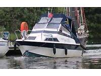 Picton fiesta 210 moterboat
