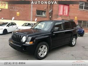 **2010 JEEP PATRIOT NORTH EDITION*AUTO/4x4/A.C/73KM/514-812-8505