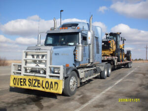 Western Star - rebuilt engine with warranty until Sept 2018