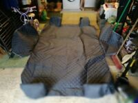 Hobby dog carseat cover