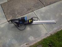 mac allister electric hedge trimmer