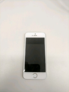 White iPhone 5s 32 GB