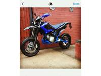 Yamaha dt125r sm 56plate restored swapz or sale 2100 ono