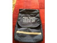 REAR SHOPPING BAG FOR MOBILITY SCOOTER
