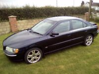 VOLVO S60 2.0T SE AUTOMATIC.(JULY 2005)