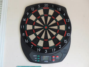 Dartboard Electronic for soft tip darts