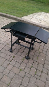 Metal extending table -  reduced price
