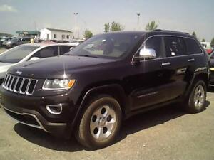 JEEP GRAND CHEROKEE LIMITED, 4WD, NAVIGATION, TOIT OUVRANT, CUIR