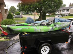 Fishing Kayak Predator XL