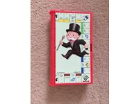 New Travel Monopoly game toy