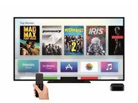 Brand new Apple TV 4 32GB - Siri Remote - 12 months Apple Warranty (RRP £139)