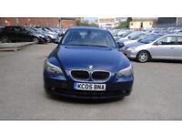 2005 BMW 5 Series 2.5 525i SE 4dr