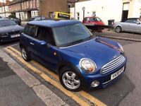 MINI HATCH COOPER 1.6 DIESEL 2008 NEW SERVICE FULL HISTORY 1 FORMER OWNER CLEAN CAR 2 KEYS