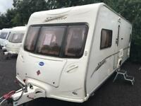 Bailey senator Oklahoma 2007 fixed bed with motor mover touring caravan
