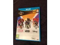 Wii U Disney Infinity 3.0 game