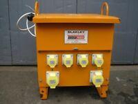 Blakley 110v Site / Shop Transformer Box 10 KVA