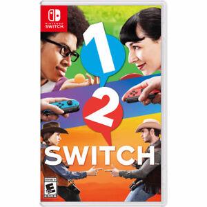 1-2 Switch for Nintendo Switch