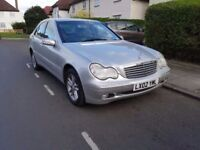 Mercedes Benz AUTOMATIC C Class // Leather Seats