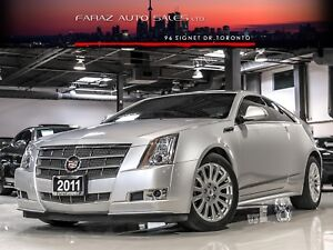 2011 Cadillac CTS 4|AWD|FULLY LOADED|NAVI|REAR CAM|COOLED SEATS
