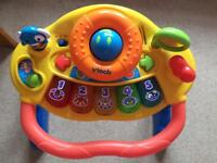 Baby walker vtech toy in excellent condition