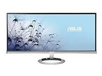 Ultra wide 21:9 29 inch ASUS QHD 2560x1080 monitor