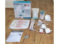 NEW BOXED & UNUSED Angelcare AC401 Movement and Sound Baby Monitor (RRP �109.99)