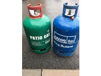 Calor gas 15kg & 13kg