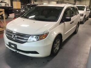 2012 Honda Odyssey LX REAR AIR CONDITIONING! 7-Passenger!