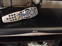 Sky HD+ Box with Sky remote control