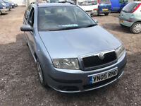 2005 SKODA FABIA AMBIENTE TDI PD 100BHP ESTATE MOT MAY 2018 FULL SVS HISTORY