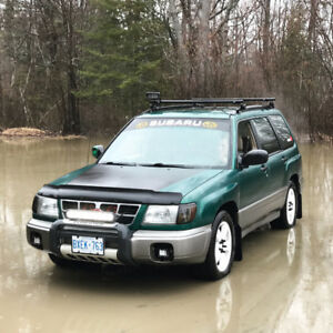 1998 Subaru Forester S Wagon Parts Car / As Is