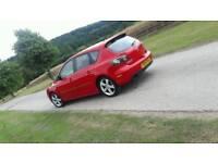 Mazda 3 Sport 2005 2.0 petrol 150bhp
