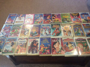 ANY 5 VHS movies for $10