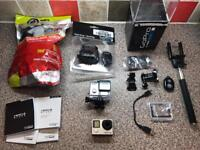 GoPro Hero4 BLACK & accessories