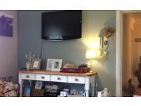 A lovely, bright two bedroom flat for rent in the popular coastal village of Tynemouth.