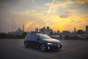 2015 Volkswagen GTI Autobahn Coupe (2 door)