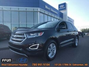 2015 Ford Edge SEL awd leather heated seats bluetooth panoram...