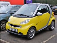 SMART FORTWO BREAKING SPARE PARTS