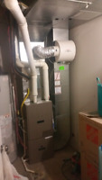 Furnace cleaning ( truck mount )