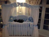 Spanish baby bedding