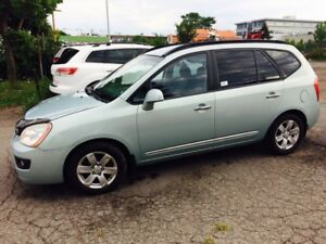 2008 Kia Rondo EX Luxe cuir, 7 passagers bluetooth financement