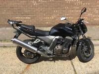 Kawasaki Z750 2005 36000miles Very good and reliable bike
