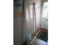 Shower Enclosure with Magnetic Door