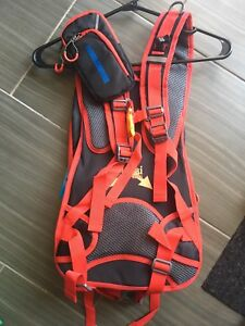 Water proof hiking/cycling back pack high vis