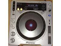 Pioneer CDJ 800 Mk II