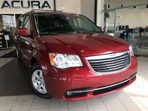2011 Chrysler Town & Country Touring | Keyless entry | DVD audio