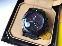 Swiss Brietling Chronograph Watch